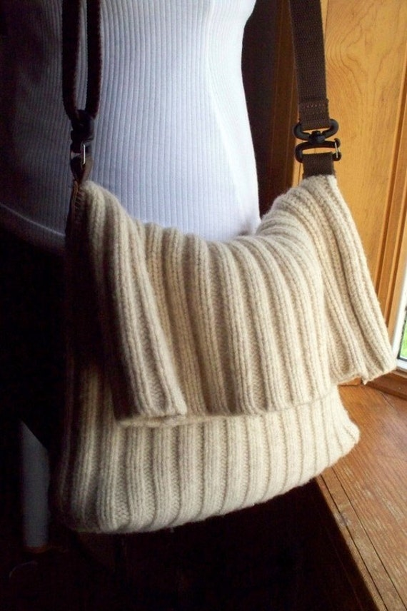 Recycled Sweater Bag Pattern 38