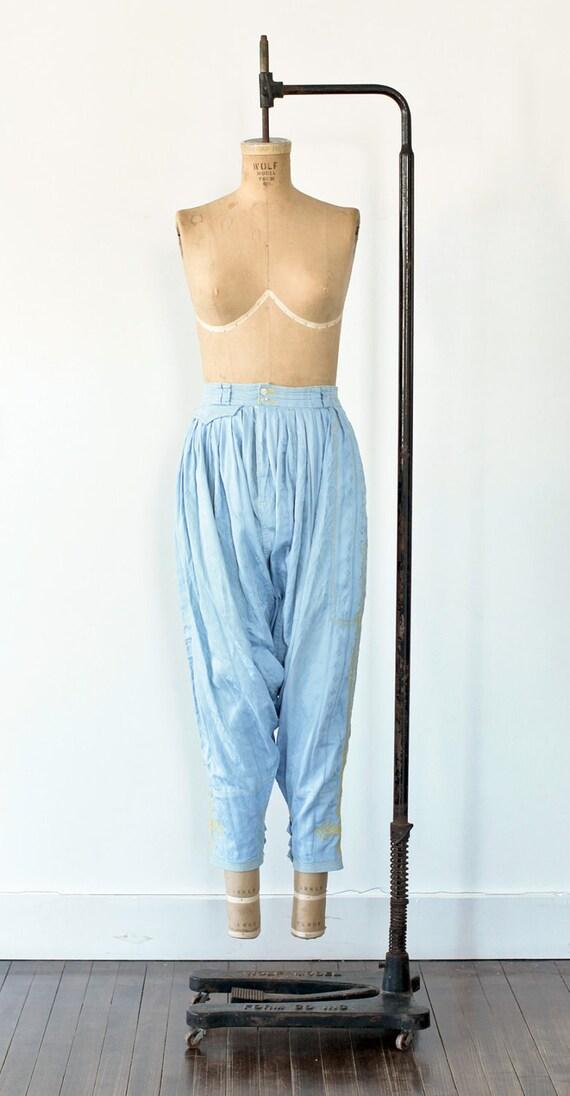 Vintage Harem Pants Embriodered Sz M