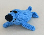 PDF - Sammy the Seal Amigurumi Crochet Pattern - INSTANT DOWNLOAD