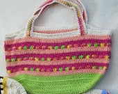 PDF - Sherri.s Shopping Bag Crochet Pattern - INSTANT DOWNLOAD