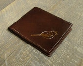 Recycled Leather Sparrow Wallet
