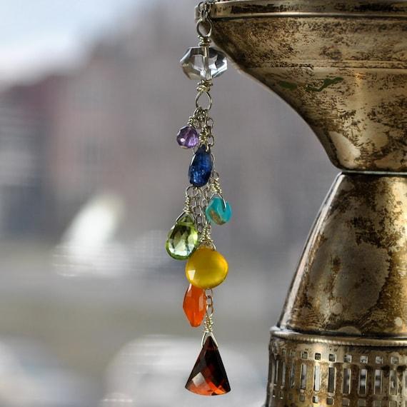 Chakra Cascade Necklace
