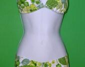 Hibiscus - Sunbathing Beach Suit