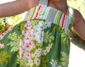 Sweetie Pie Design - Laurel Sundress - Girls Size 7/8 - Ready to Ship