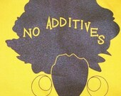 No Additives Gold T-Shirt
