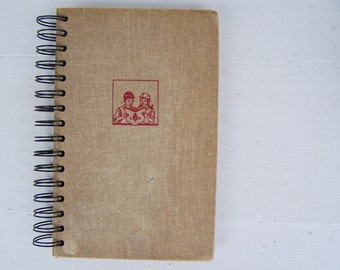 Horse Journal / Recycled Blank Journal - Horse Stories - Blank Book