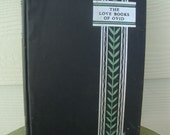 The Love Books of Ovid  Book 1932
