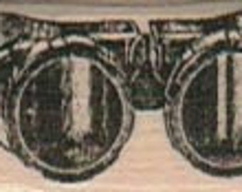 Steampunk   goggles   rubber stamps place cards gifts  unmounted 17446