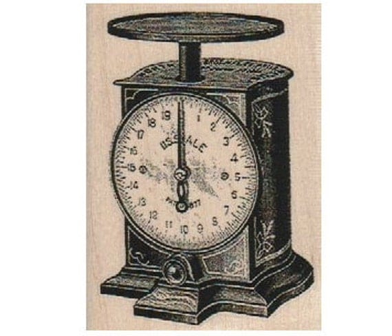 Rubber stamp  Steampunk  supplies old scale stamps stamping  scrapbooking supplies number 18464