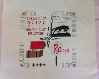 Sherlock Holmes Four Novels Cross Stitch
