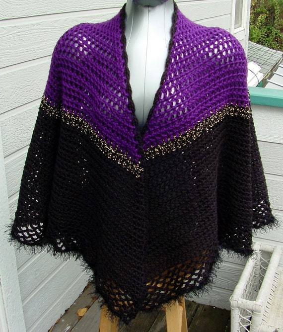 Cape Royal Purple N Black