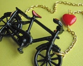 A Grand Day Out Bicycle Necklace