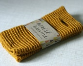 Wrist Worms, Yellow