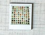 Polaroid Magnet, Crochet