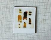 Polaroid Magnet, Softies