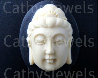 Buddha Portrait Cameo 40x30