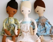 SALE Jane Doll PDF Doll Pattern