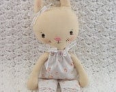 Harriet Hare PDF Doll Pattern
