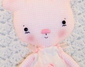 Bella Bear PDF Doll Pattern
