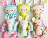 SALE Laura Llama Doll PDF Pattern