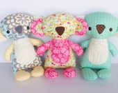 Koby Koala PDF Doll Pattern