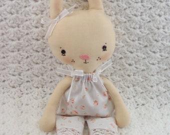 Harriet Hare PDF Doll Pattern
