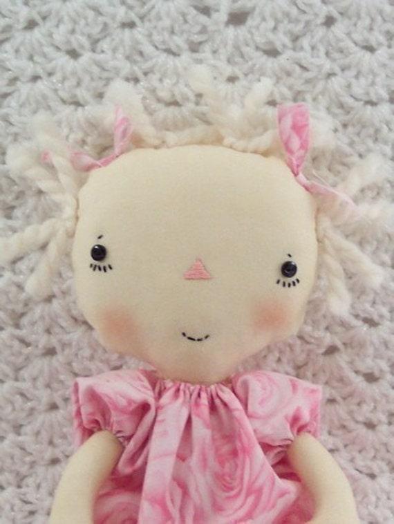 Rosie Anne PDF Doll Pattern