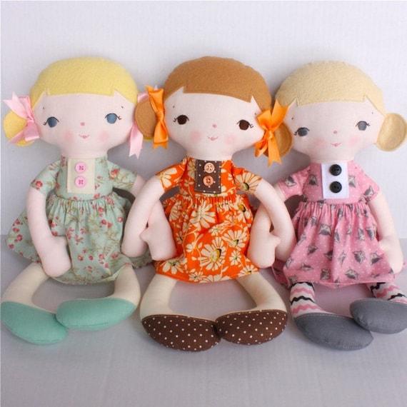 Jean PDF Doll Pattern
