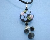 Reserved -Winter Bouquet Necklace, LCJ