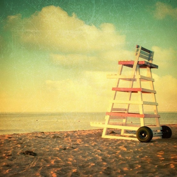 Summer is when ...  - 8x8 Fine Art Print
