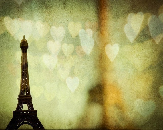 BUY ONE GET ONE FREE - Paris is for Lovers - 8x10 Fine Art Print