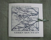 Green Mountain (CD of folksongs captured in the woods)
