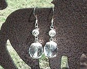 Through the Looking Glass earrings - ON SALE