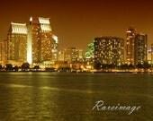 City of San Diego    8x12