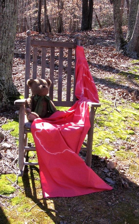 Baby Sling Wrap - Weld-free Rings - Cotton - Tie Die