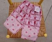 Flower Sack Toddler Crop Pant