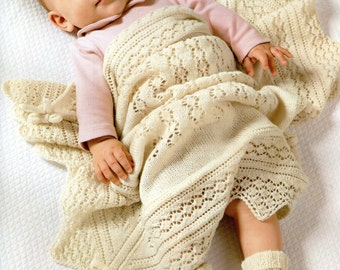 Sweet Lullaby Baby Blanket