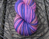 Self Striping Sock Yarn - Party Pooper