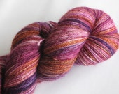 Variegated Sock Yarn - Dragon Fruit