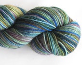Variegated Sock Yarn - Glass Menagerie