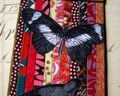 Bird and Butterfly One of a Kind ACEO 1