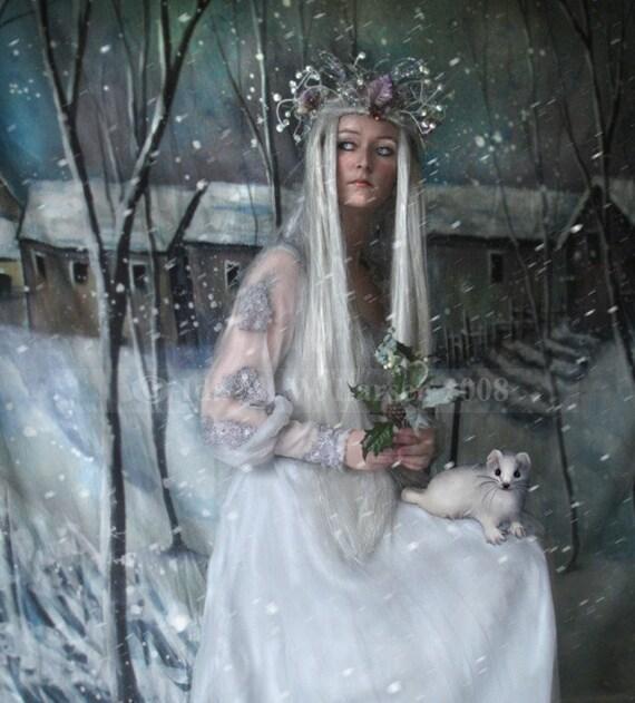 Citaten Winter Queen : Items similar to queen of winter print bestseller on etsy