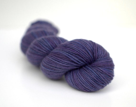 She's Always so Mysterious, cashmere sport weight, Yarn Chef Souffle Sport N6