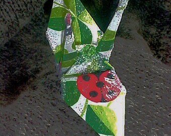 St. Patrick's Day Danny Boy Peace Crane Bird Wedding Cake Topper Party Favor Origami Irish Christmas Ornament Eco Friendly Paper  Decoration