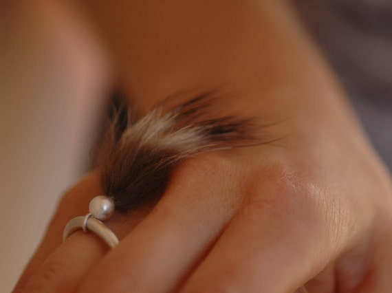 Foxy ring striped