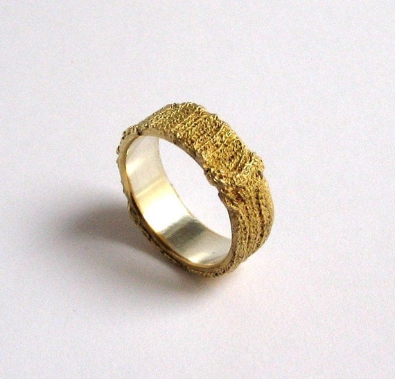 Rippring Undecided goldplated