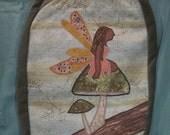 Fairy Mushroom Purse