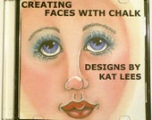 Creating Faces with CHALK, PDF E-Pattern