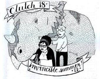 Invincible Summer 12 Clutch 18 Split Comic