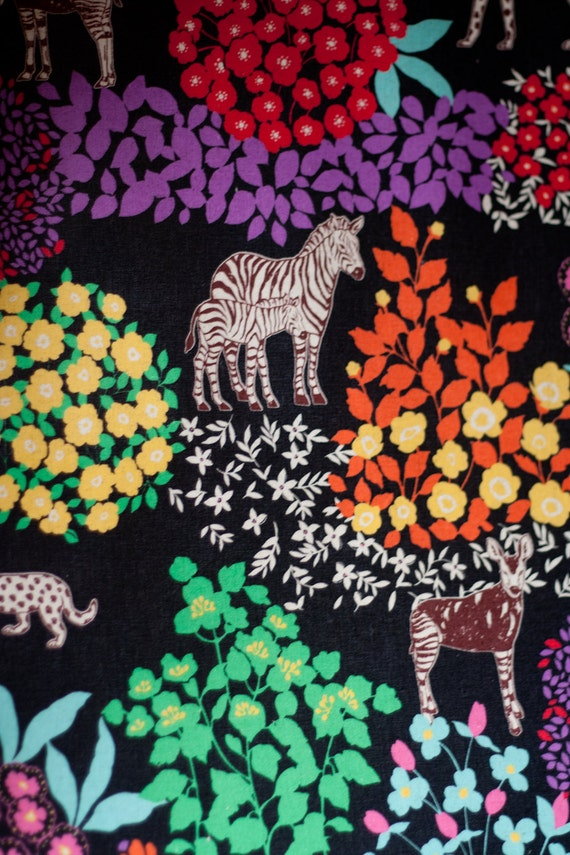 reserved for Allison wear: mama's and babies, zebra's and cheetahs, echino and laminate equals love
